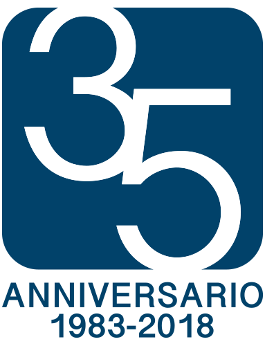 Odema 2 logo 35 anni